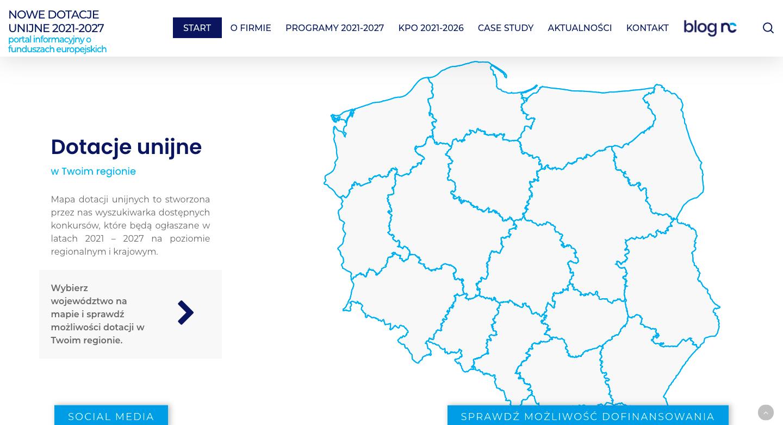 Rusza nowy portal informacyjny dotyczący nowej perspektywy unijnej